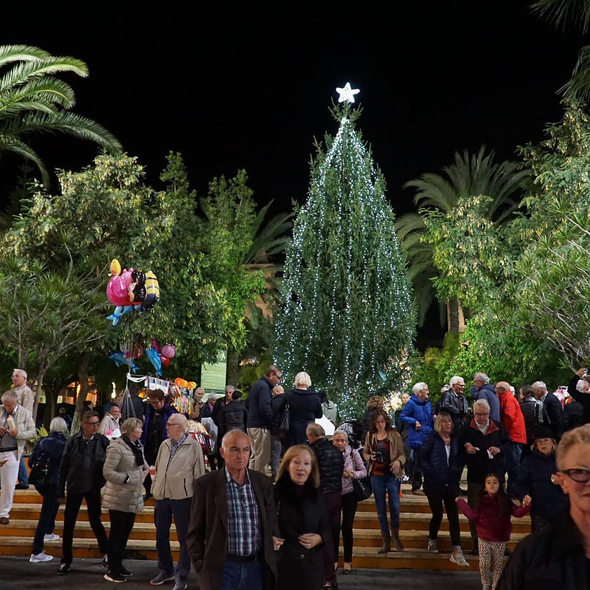 Traditionsenlig 1:a advent i Torrevieja