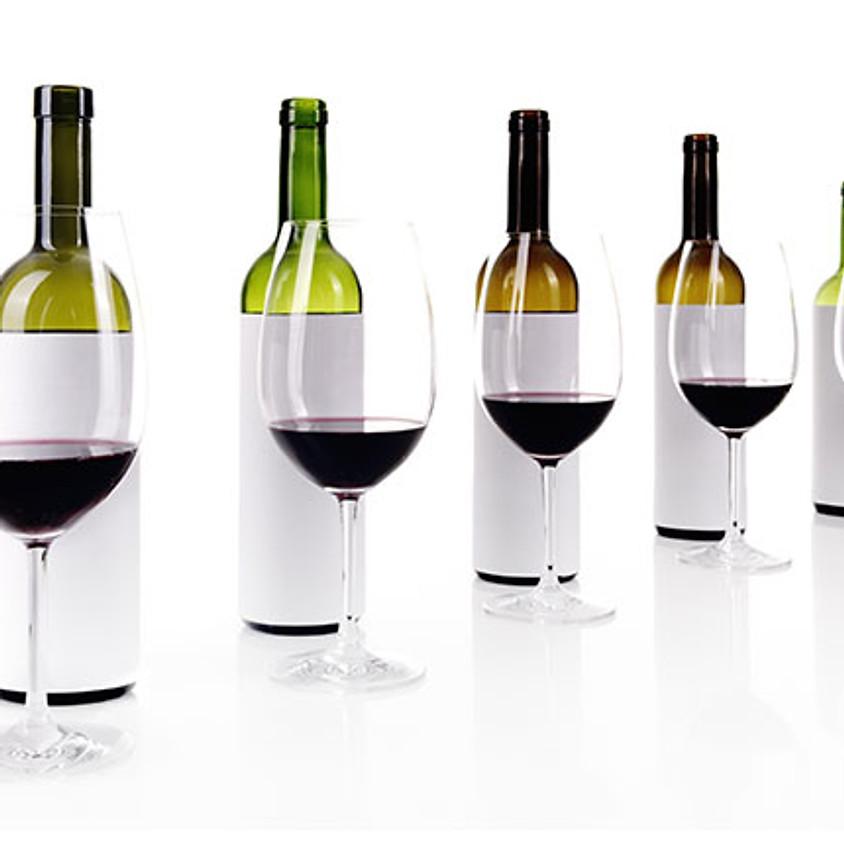 Vinprovning >>>> TYVÄRR INNSTÄLD....