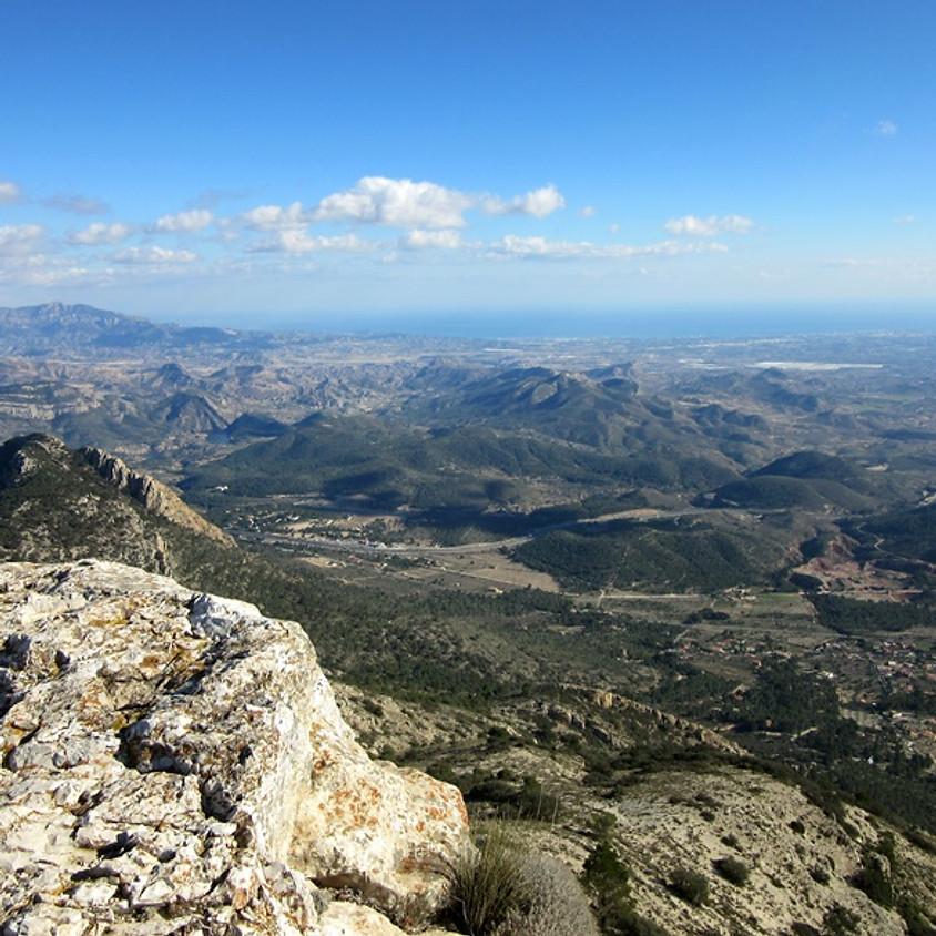 TYVÄRR INSTÄLD > En vandring vid Sierra Maigmo.