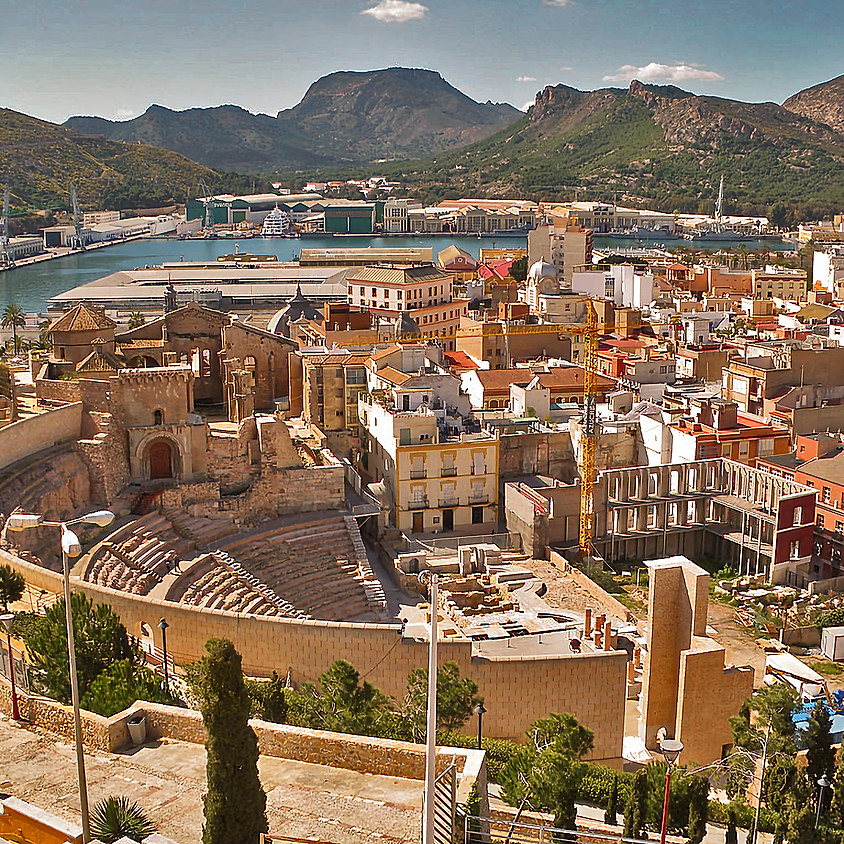 Resa til Cartagena, och besök på Licor43