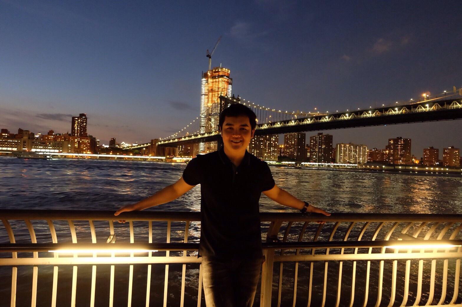 เรียนภาษา New York