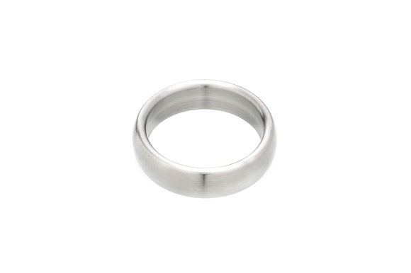 Cock ring Acier Brossé 5mm