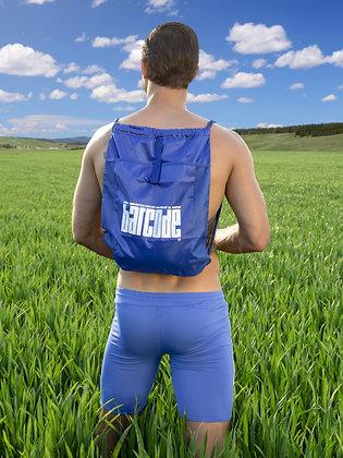 Bag Barcode bleu
