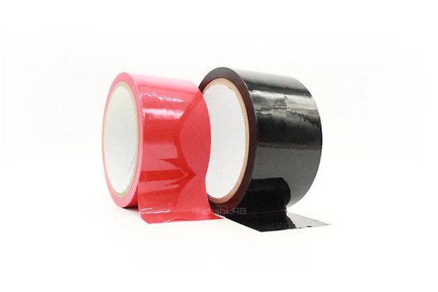 Film autoadhésif bondage 5cm