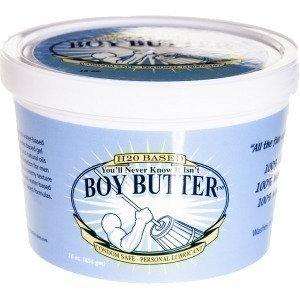 Crème lubrifiante Boy Butter H2O