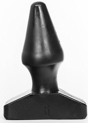 Plug All Black AB77 12 x 6 cm