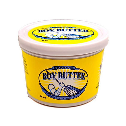 Crème lubrifiante Boy Butter Original