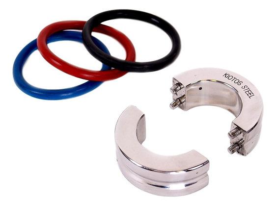 Ballstretcher Steel & Rubber 35mm - Poids 250gr