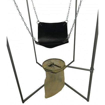 Support pour sac poubelle pour sling