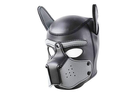 Cagoule Dog en néoprène gris