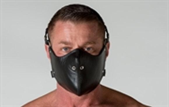 Masque cuir Restrictor