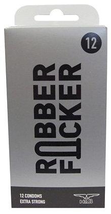 Préservatifs RubberFucker x12