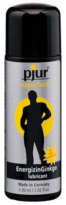 Lubrifiant Pjur SuperHero Energisant 30mL