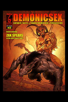 DEMONICSEX Vol 5