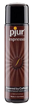 Lubrifiant Pjur Espresso - Bouteille de 100 ml