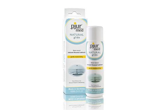 PJUR MED NATURAL Glide, lubrifiant base eau