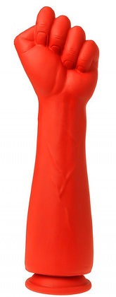 Bras avec Poing Stretch N°3 30 x 9.8cm Rouge