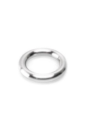 Cock ring acier brossé rond 10mm