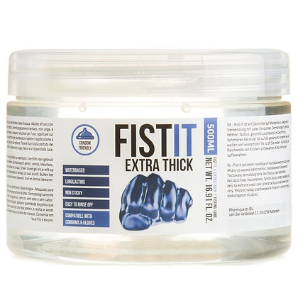 Fist It Extra Thick Eau 500ml