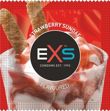Préservatifs aromatisés Mixed Flavours x144