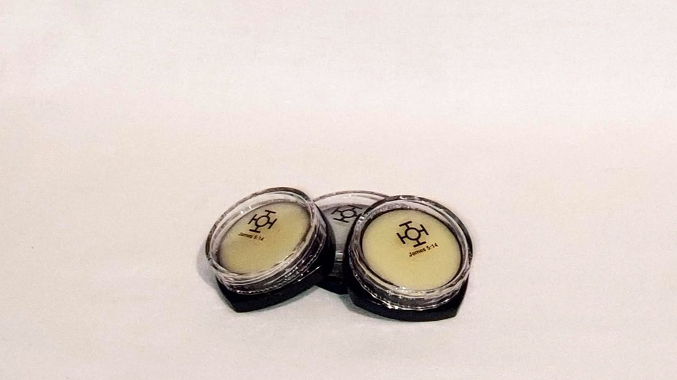 New Hope Balm Button Type