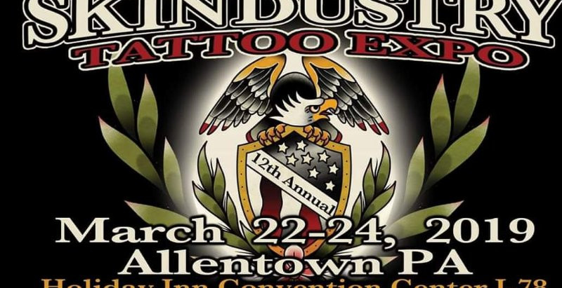5 Reasons You should come to Skindustry Tattoo Expo this weekend and why