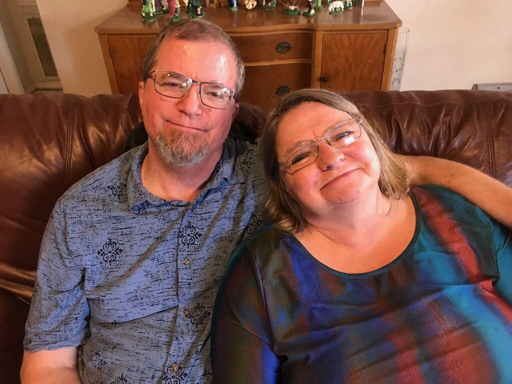Judy & Mark