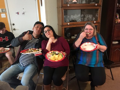 Friends and Food
