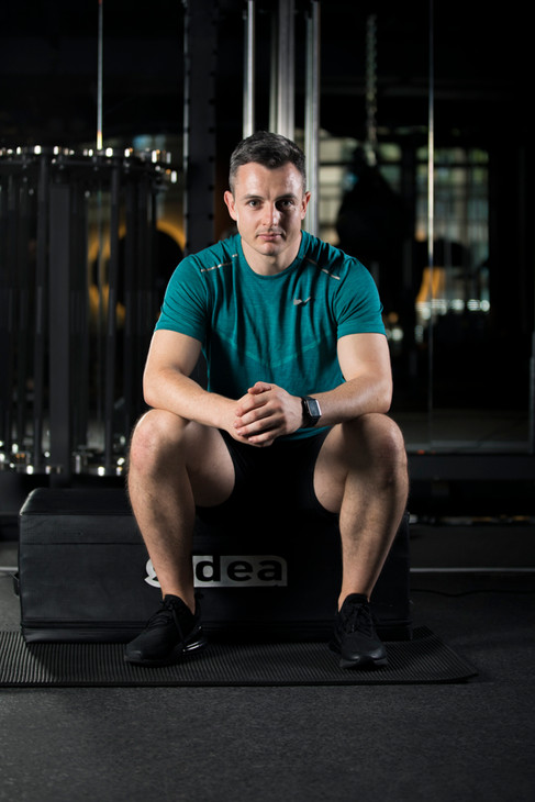 Gym and Fitness Photography