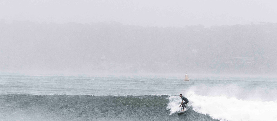Sydney Harbour Sees Surf