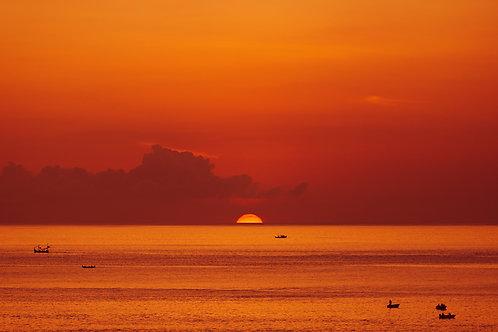 Indonesian Sunset