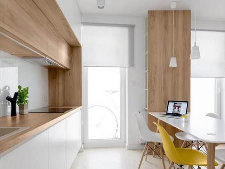 Какие шторы выбрать на кухню: 4 современные модели