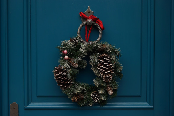 3 steps to slow down and savor the holiday moments