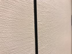 Uitgesproken lijn textuur