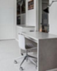 Neststeen / Trap / Vloer / Kalkpleister / Mortex / Tadelakt / Beton Cire / Pastellone schilderwerken interieur design decoratie werken