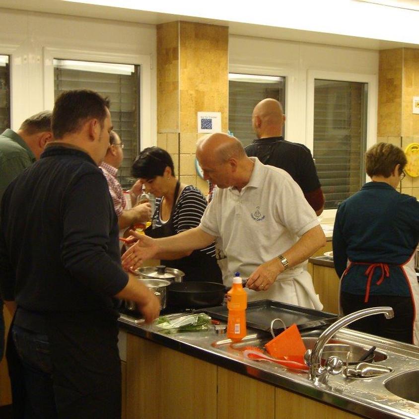 Pilz-Kochkurs mit Dieter Geuter