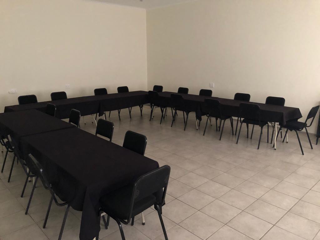 Saal 1 vir 80 persone