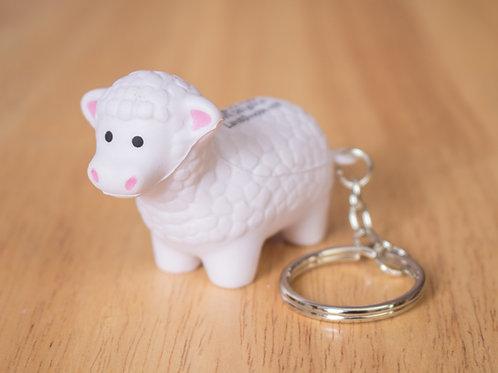 Lamb Key Chain