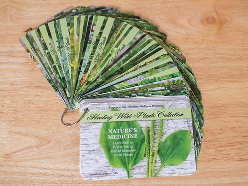 Nature's Medicine Card Set