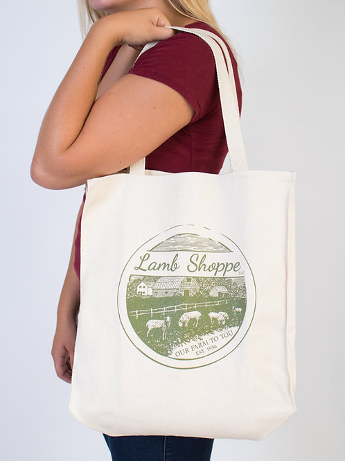 Lamb Shoppe's Reusable Bag