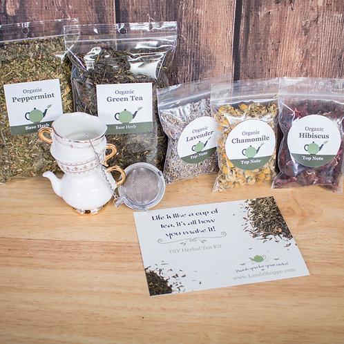 DIY Herbal Tea Kit