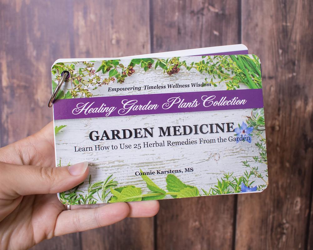 Healing Garden Plants Collection - Garden Medicine