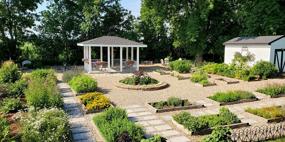 The Hidden Secrets of the Garden