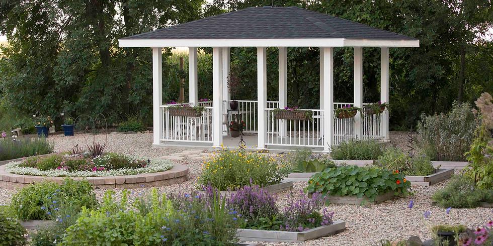 Tea Party in the Garden