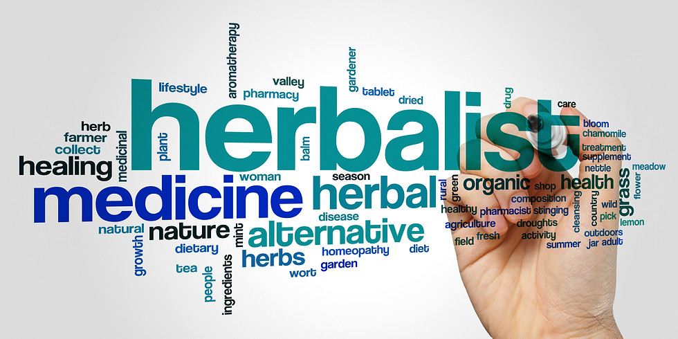 Become A Home Herbalist