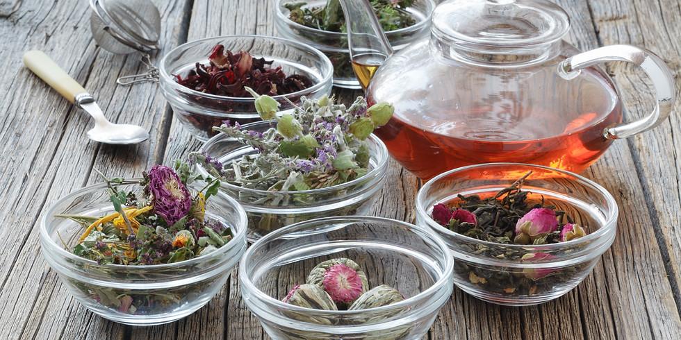 Make 'n Take Herbal Tea Bar