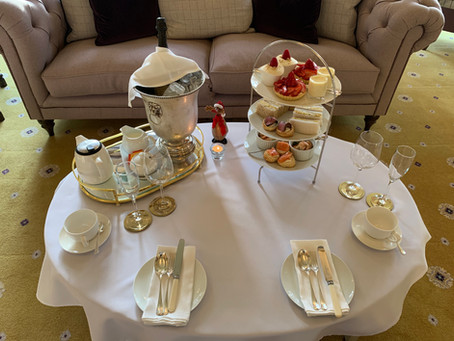 Afternoon Tea anyone?