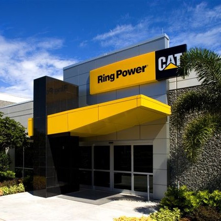 Caterpillar I Ring Power