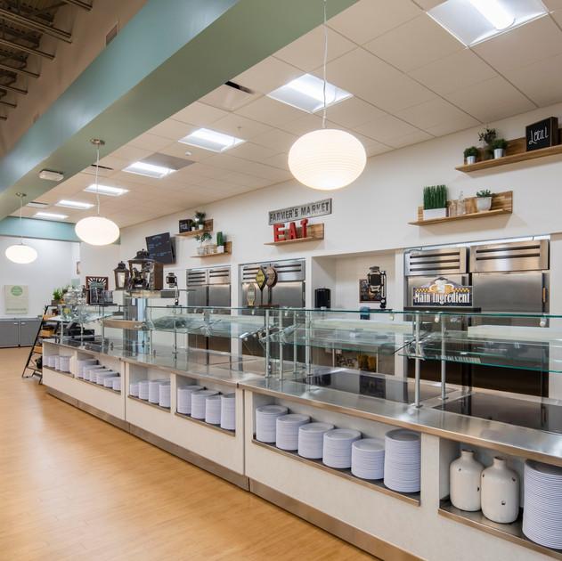 Shorecrest Commons Cafeteria