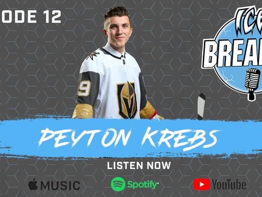 Episode 12 - Peyton Krebs